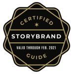 StoryBrand Certified Guides, Darla Kirchner and Lisa McGuire